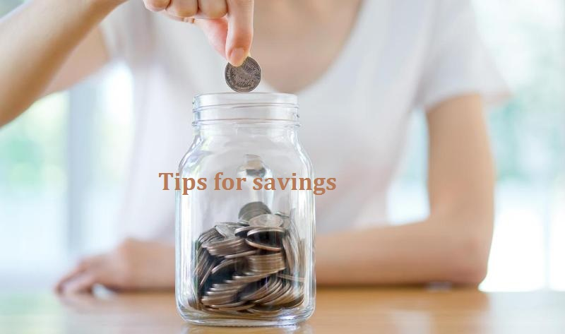 Savings Tips